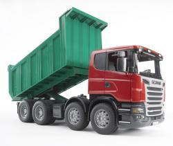 BRUDER Basculanta Scania (3550)