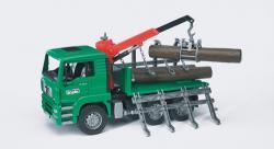BRUDER Camion Man TGA (2769)