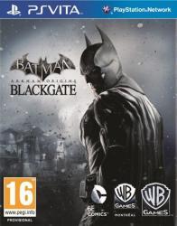 Warner Bros. Interactive Batman Arkham Origins Blackgate (PS Vita)