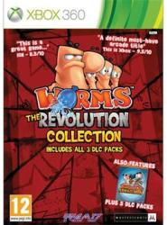 Team 17 Worms The Revolution Collection (Xbox 360)