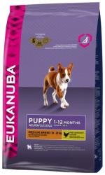 Eukanuba Puppy Medium Breed 9kg