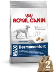 Royal Canin Maxi Dermacomfort 2 x 12kg