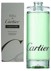 Cartier Eau de Cartier Concentree EDT 200ml Tester
