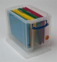 Really Useful Műanyag tárolódoboz 19L