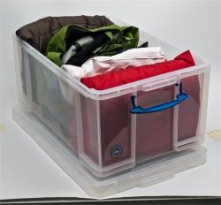 Really Useful Műanyag tárolódoboz 64L