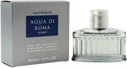 Laura Biagiotti Aqua di Roma Uomo EDT 125ml Tester