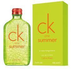 Calvin Klein CK One Summer 2012 EDT 100ml Tester