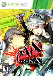 Atlus P4A Persona 4 Arena [Limited Edition] (Xbox 360)