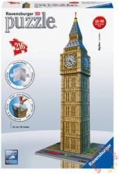 Ravensburger 3D Puzzle - Big Ben 216 db-os (12554)