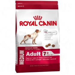 Royal Canin Medium Adult 7+ 2x15kg