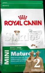 Royal Canin Mini Mature +8 2 x 8kg