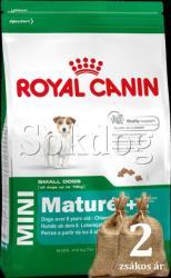 Royal Canin Mini Mature +8 2 x 8kg
