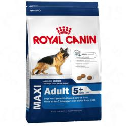 Royal Canin Maxi Adult +5 (Mature) 2 x 15kg