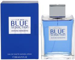 Antonio Banderas Blue Seduction For Men EDT 200ml