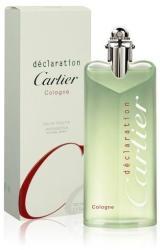 Cartier Declaration Cologne EDC 100ml Tester