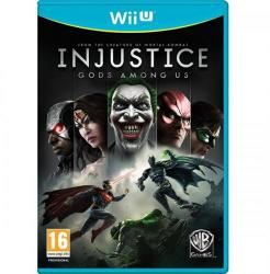 Warner Bros. Interactive Injustice Gods Among Us (Wii U)