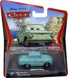 Mattel Cars 2 Petrov Trunkov MTW1938-W1955