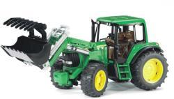 BRUDER Tractor John Deere Cu Incarcator (2052)