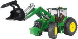 BRUDER Tractor John Deere 7930 cu incarcator (3051)