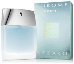 Azzaro Chrome Sport EDT 100ml Tester