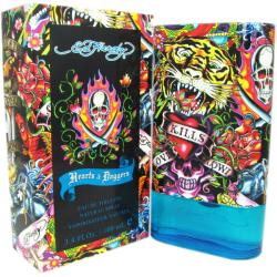 ED HARDY by Christian Audigier Hearts & Daggers for Him EDT 100ml Tester