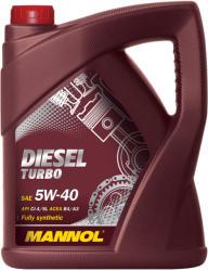 MANNOL 7904 Diesel Turbo 5W-40 5L