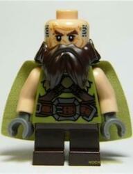 LEGO A Gyűrűk Ura Dwalin törp minifigura LOR050