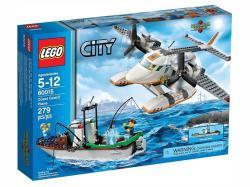 LEGO City - A Partiőrség repülőgépe 60015