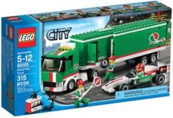 LEGO City - Grand Prix teherautó 60025