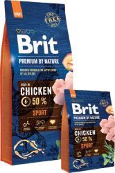Brit Premium Lamb & Rice 2 x 15kg