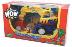 WOW Toys Excavator Dexter (W01027)
