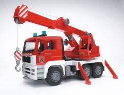 BRUDER Camion De Pompieri Cu Macara (2770)