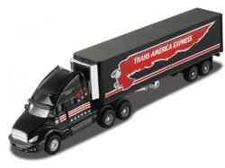 Maisto Truck Line Cargo Transporter