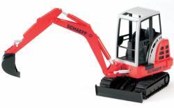 BRUDER Mini-excavator Schaeff HR 16 (2432)
