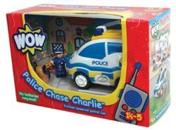WOW Toys Masina Politie Charlie