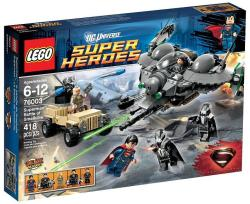 LEGO DC Universe Super Heroes - Superman Battle of Smallville (76003)