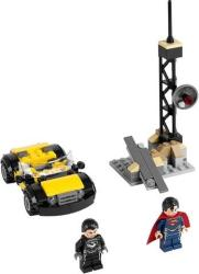 LEGO Super Heroes - Superman Metropolis Showdown 76002