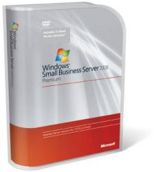 Microsoft Windows Small Business Server Premium CAL 64bit ENG 6VA-00582