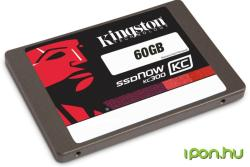 "Kingston SSDNow KC300 2.5"" 60GB SATA3 SKC300S37A/60G"