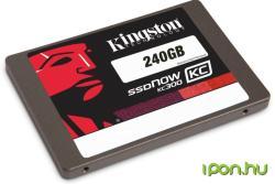 """Kingston SSDNow KC300 2.5"""" 240GB SATA3 SKC300S37A/240G"""