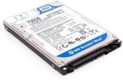 Western Digital Scorpio Blue 750GB 8MB SATA3 WD7500BPVX