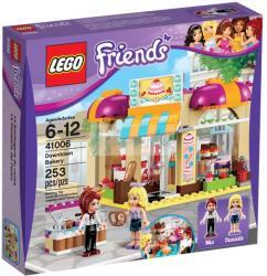 LEGO Friends - Belvárosi sütöde (41006)