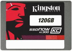 "Kingston SSDNow KC300 2.5"" 120GB SATA3 SKC300S37A/120G"