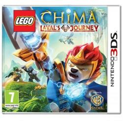 Warner Bros. Interactive LEGO Legends of Chima Laval's Journey (3DS)