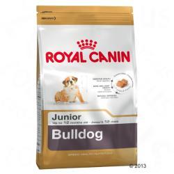 Royal Canin Bulldog Junior 2 x 12kg