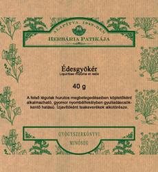 Herbária Édesgyökér Tea 40g