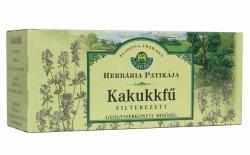 Herbária Kakukkfü Tea 25 Filter