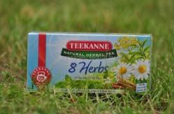 TEEKANNE 8 Féle Gyógyfű Tea 20 Filter