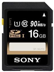 Sony SDHC 16GB Class 10 SF-16UY
