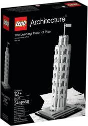 LEGO Architecture - A pisai ferde torony (21015)
